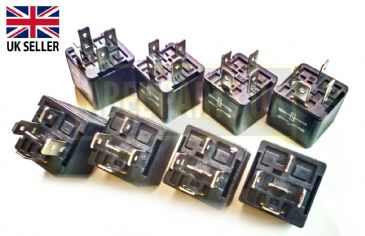 RELAY SET OF 4PCS TO EACH (PART NO. 716/09500, 716/09800)